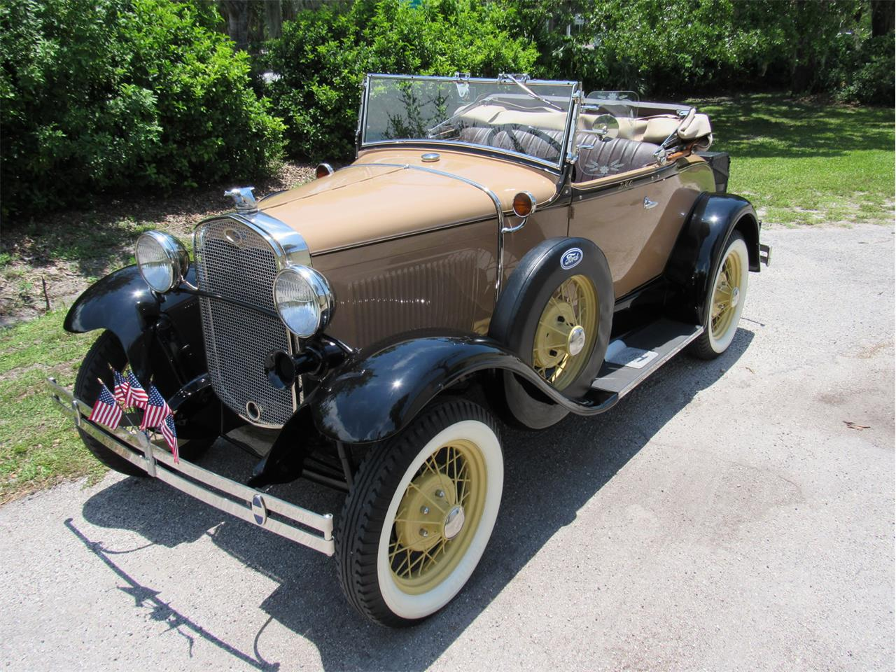 Large Picture of Classic '31 Model A located in Sarasota Florida Offered by Vintage Motors Sarasota - IZQA
