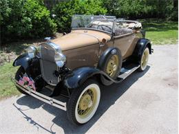 Picture of '31 Model A located in Sarasota Florida Offered by Vintage Motors Sarasota - IZQA