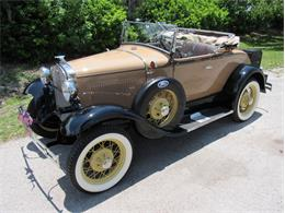 Picture of 1931 Model A located in Florida - $46,500.00 Offered by Vintage Motors Sarasota - IZQA