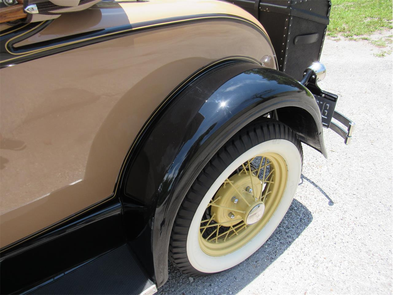 Large Picture of 1931 Ford Model A located in Sarasota Florida Offered by Vintage Motors Sarasota - IZQA