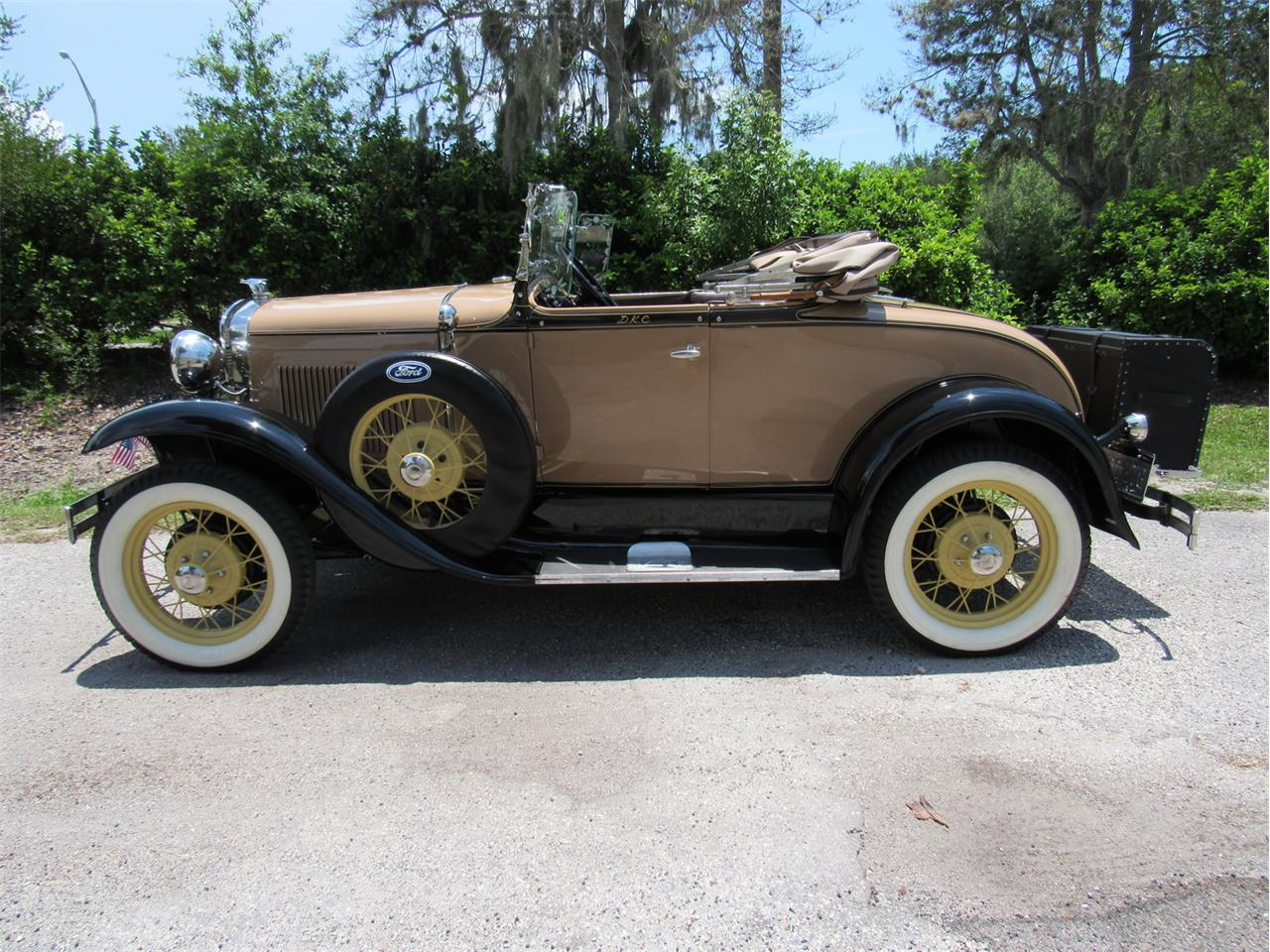 Large Picture of Classic 1931 Model A located in Sarasota Florida - $46,500.00 - IZQA