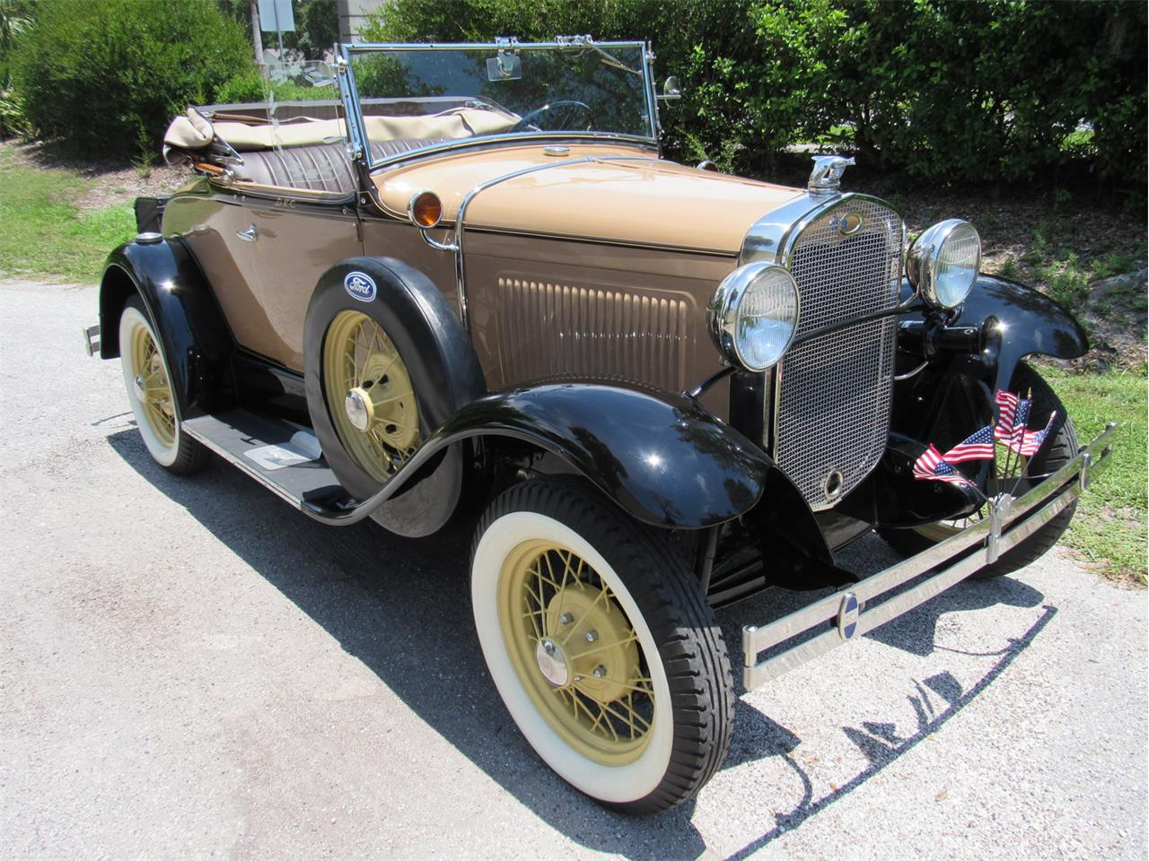 Large Picture of Classic 1931 Ford Model A Offered by Vintage Motors Sarasota - IZQA