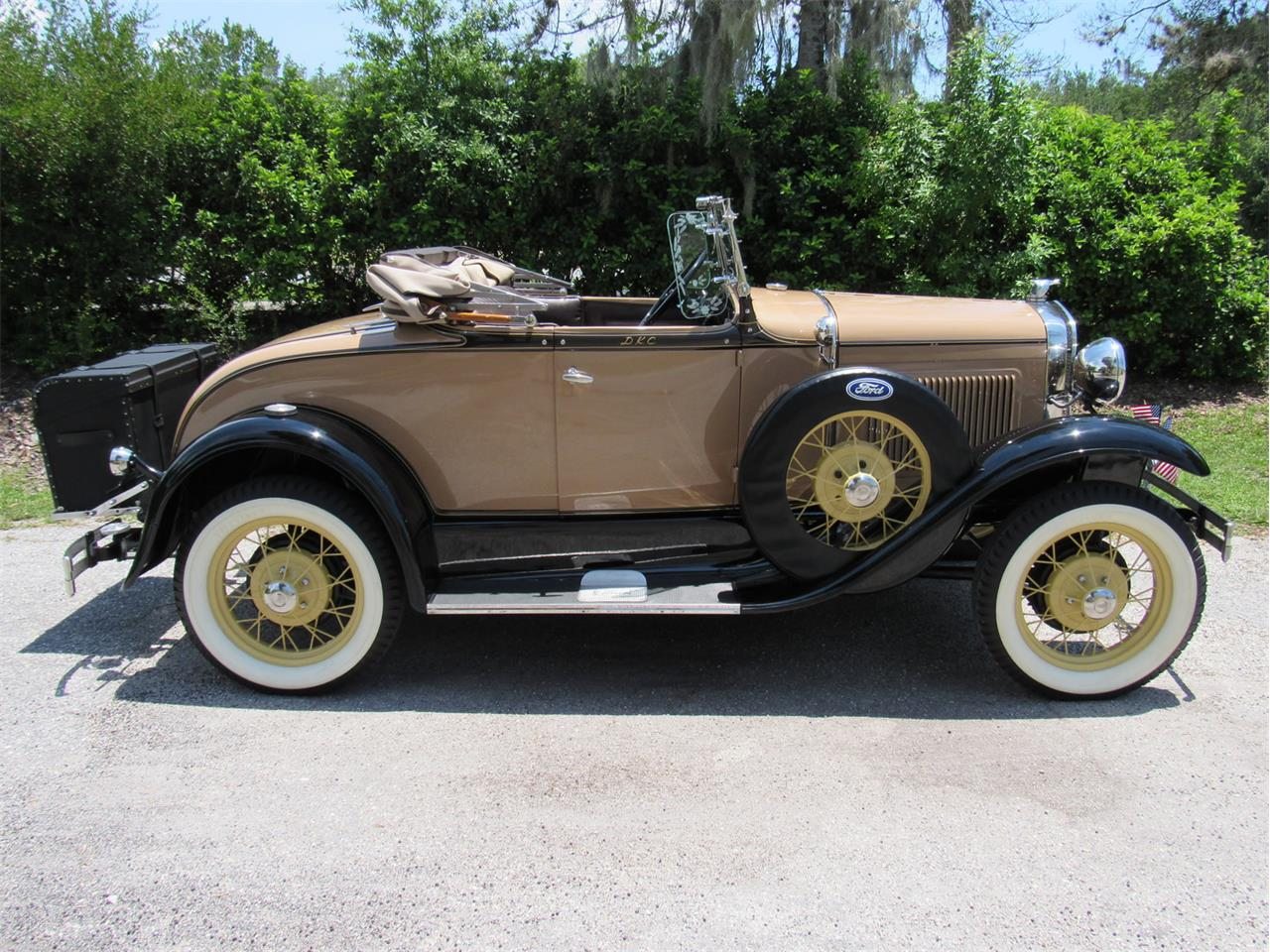 Large Picture of '31 Model A located in Sarasota Florida - IZQA