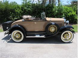 Picture of '31 Ford Model A - $46,500.00 Offered by Vintage Motors Sarasota - IZQA