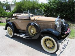 Picture of '31 Model A located in Sarasota Florida - $46,500.00 - IZQA