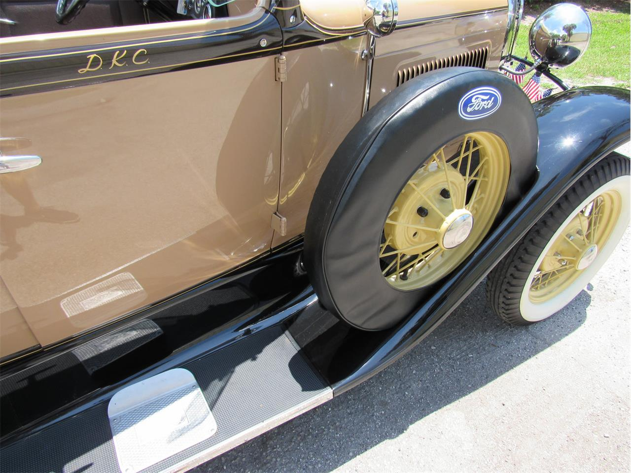 Large Picture of '31 Model A Offered by Vintage Motors Sarasota - IZQA