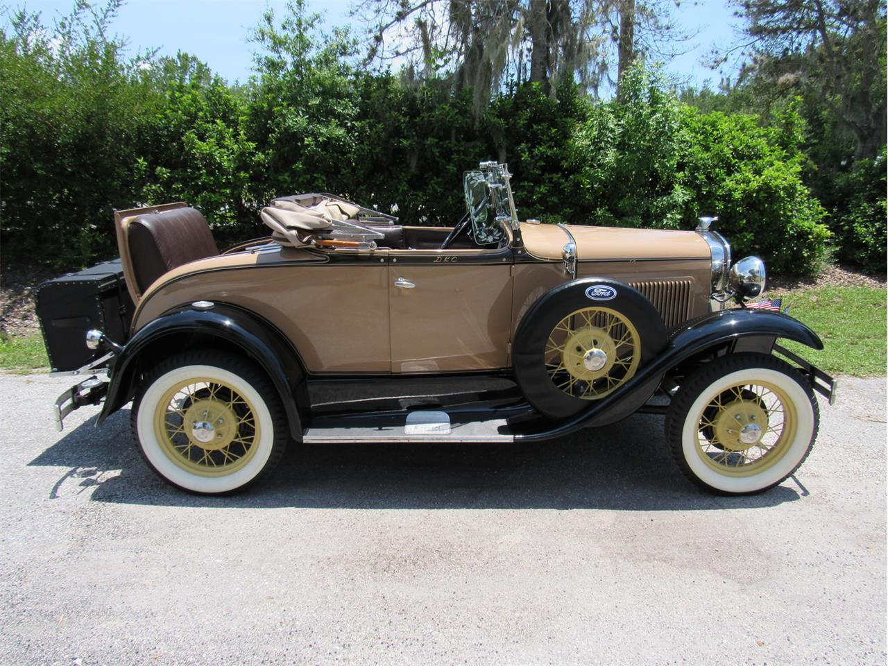 Large Picture of '31 Ford Model A - $46,500.00 - IZQA