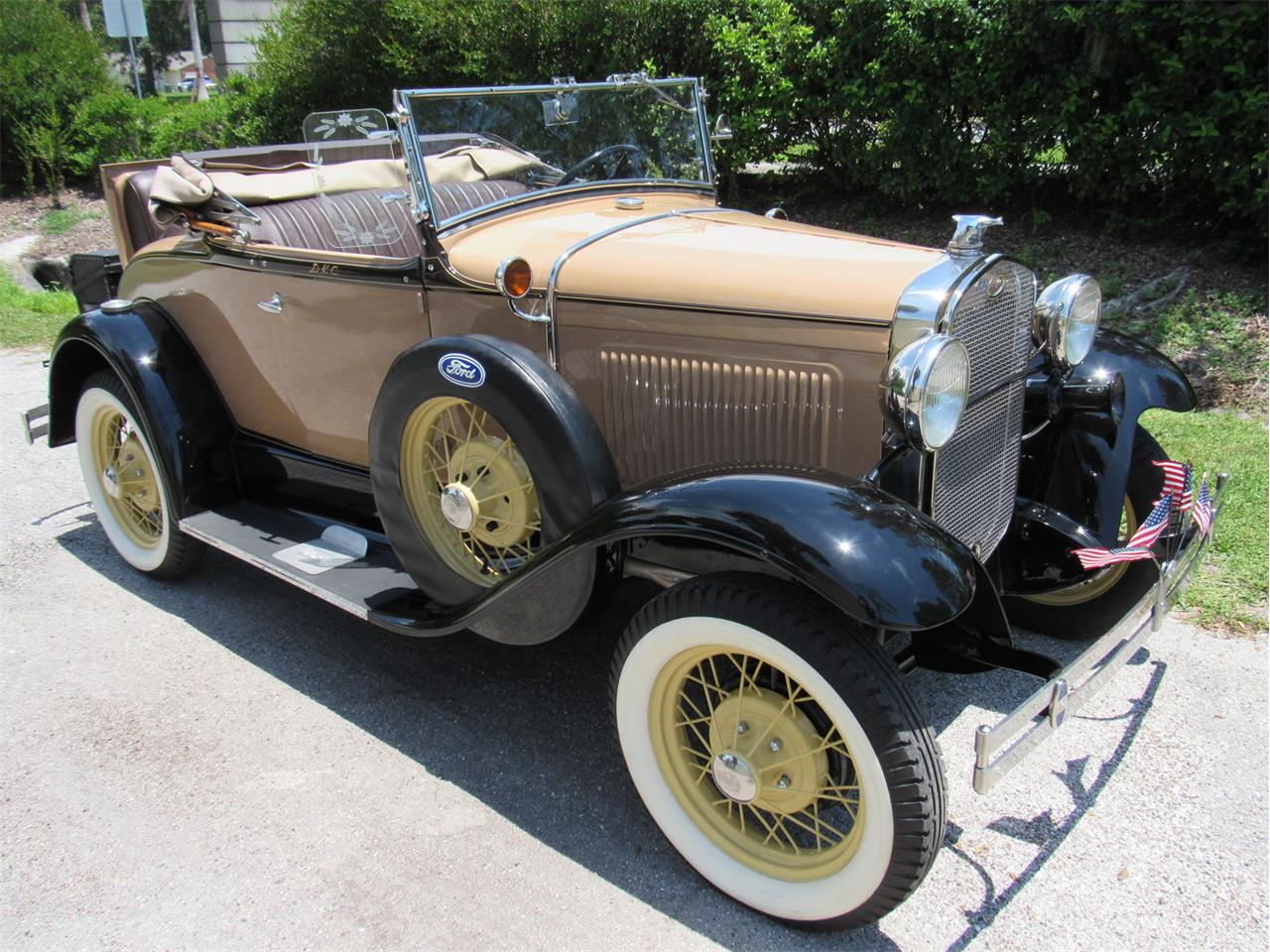 Large Picture of '31 Model A located in Sarasota Florida - $46,500.00 Offered by Vintage Motors Sarasota - IZQA