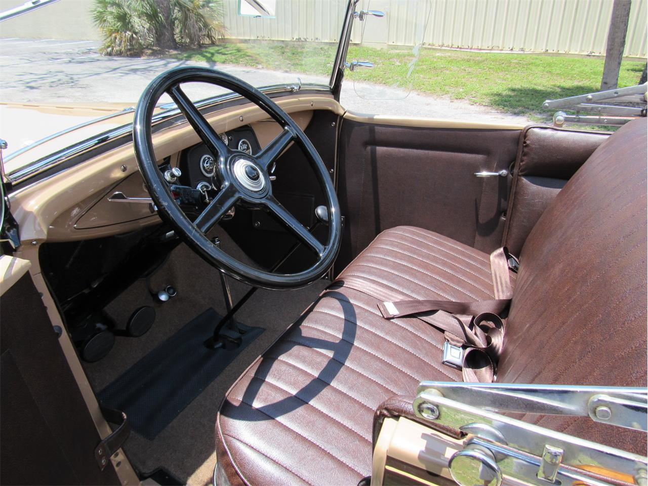 Large Picture of Classic 1931 Ford Model A located in Florida - $46,500.00 Offered by Vintage Motors Sarasota - IZQA