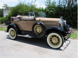 Picture of '31 Ford Model A located in Sarasota Florida Offered by Vintage Motors Sarasota - IZQA