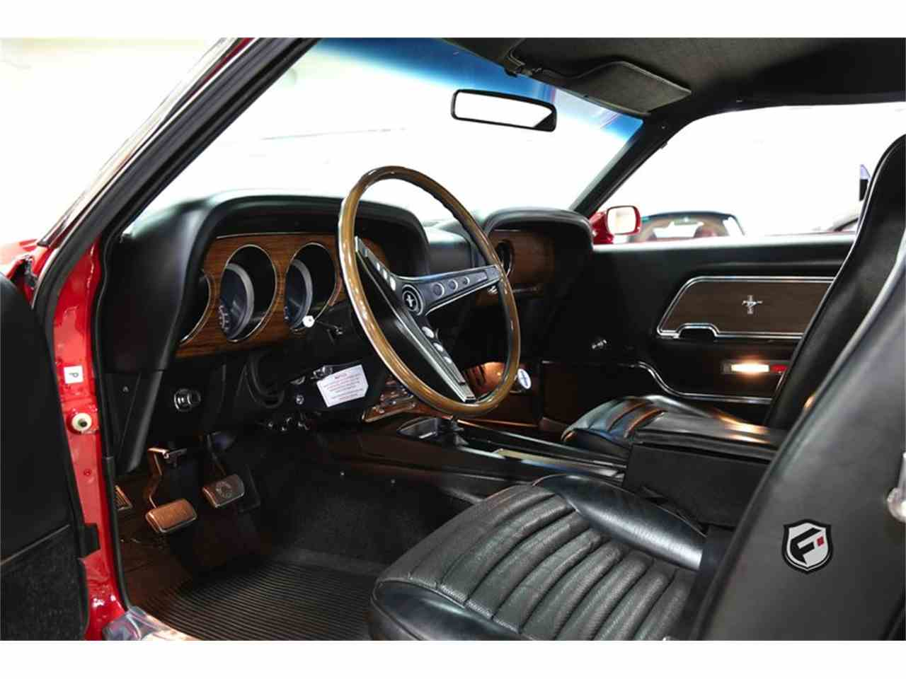 Large Picture of '69 Mustang 429 Boss - IZSC