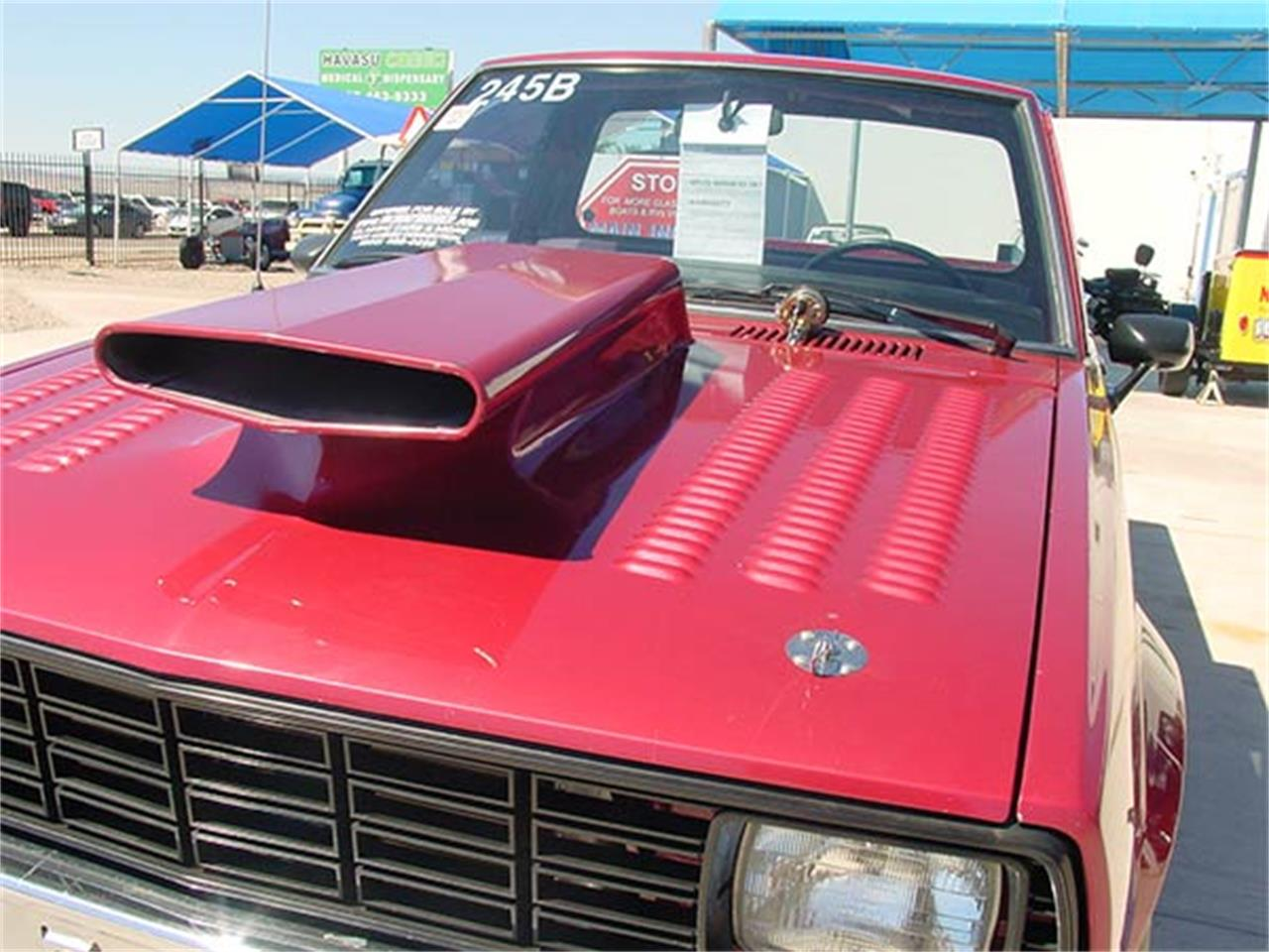 Large Picture of '82 Plymouth Arrow - IZT5
