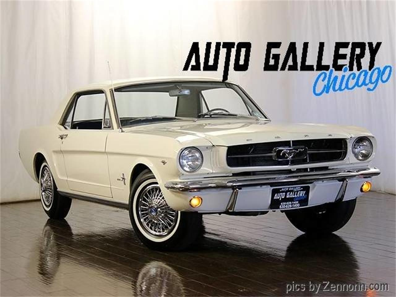 For sale 1965 ford mustang 289 in addison illinois