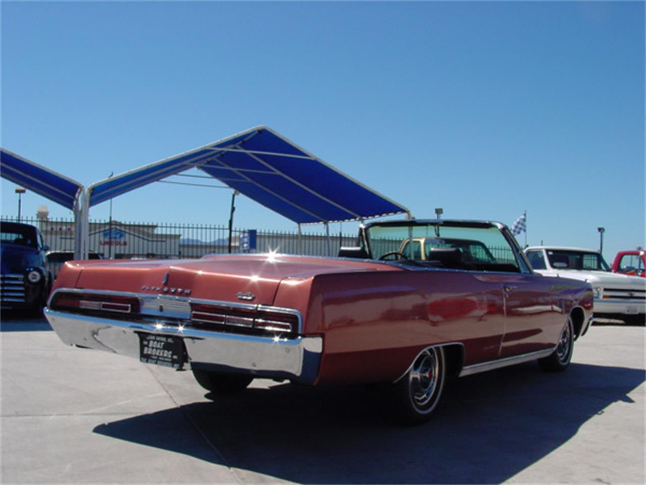 Large Picture of 1967 Plymouth Sport Fury located in Arizona - $12,900.00 - IZU5