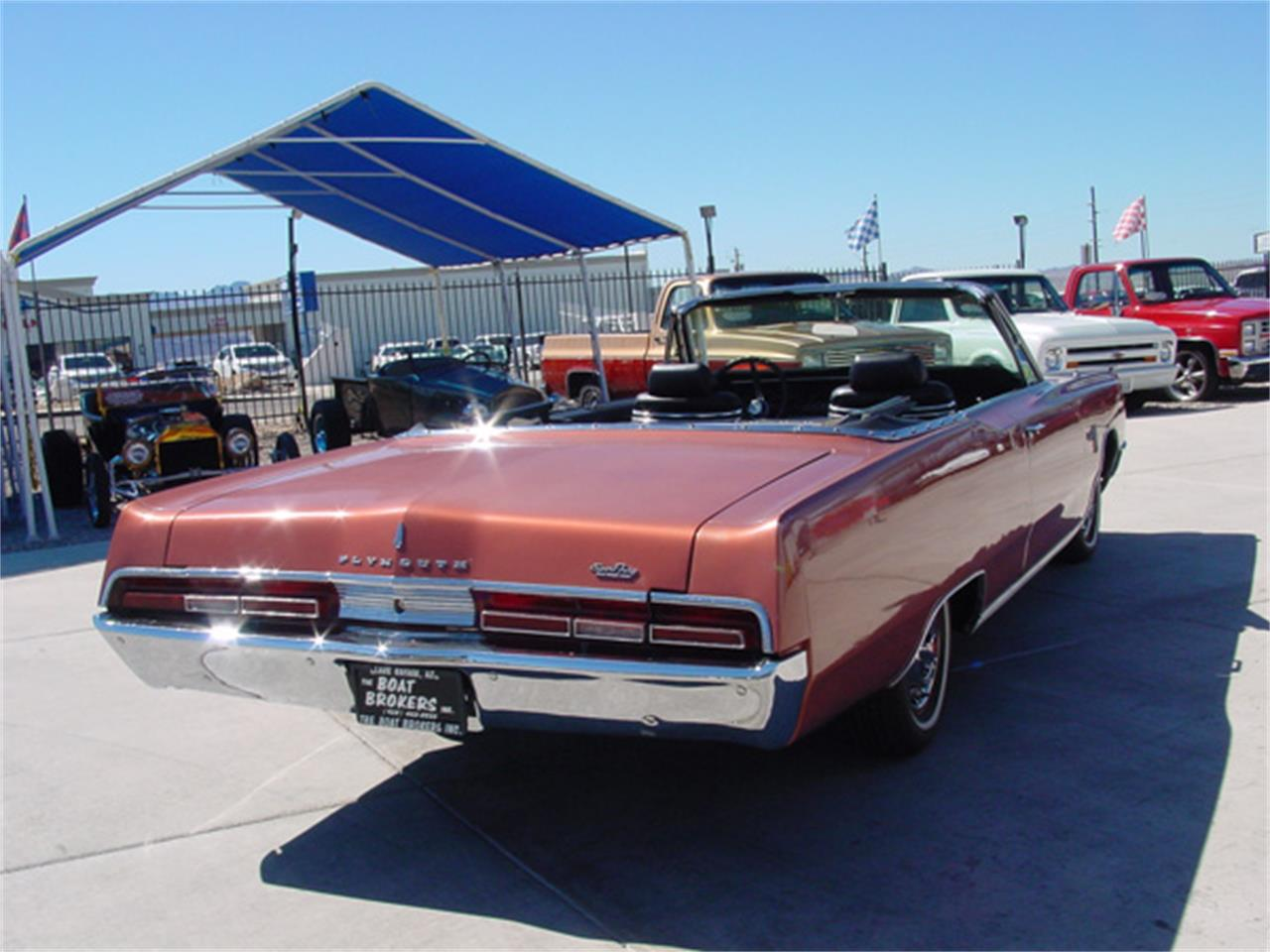 Large Picture of Classic '67 Plymouth Sport Fury Offered by The Boat Brokers - IZU5