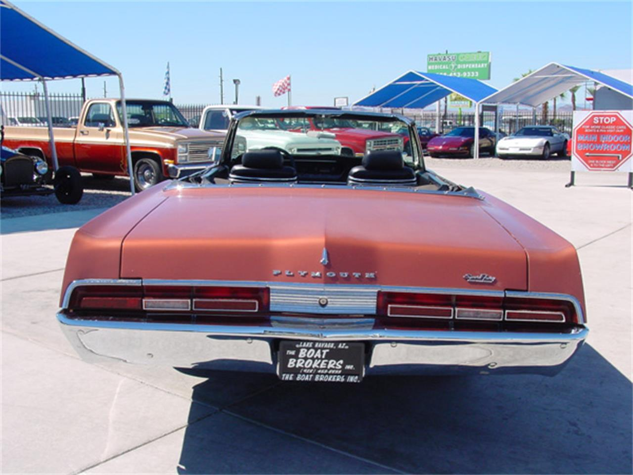 Large Picture of '67 Sport Fury located in Arizona - $12,900.00 - IZU5