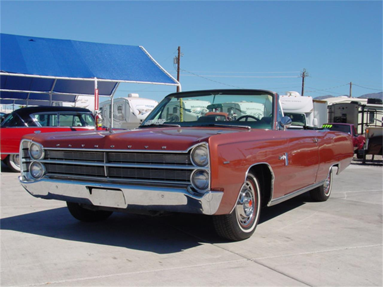 Large Picture of Classic 1967 Plymouth Sport Fury - $12,900.00 Offered by The Boat Brokers - IZU5