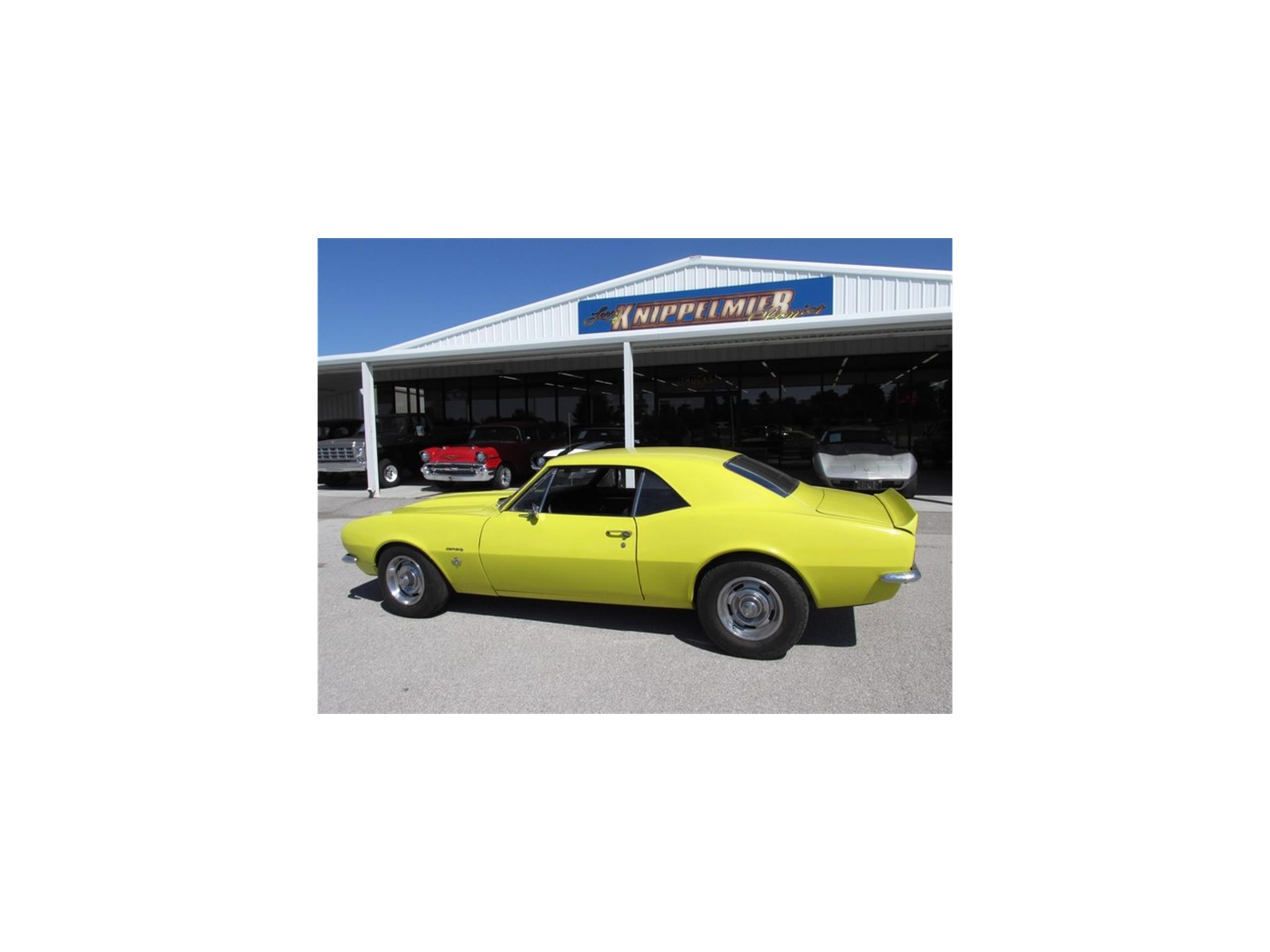 1967 Chevrolet Camaro for Sale ClassicCars