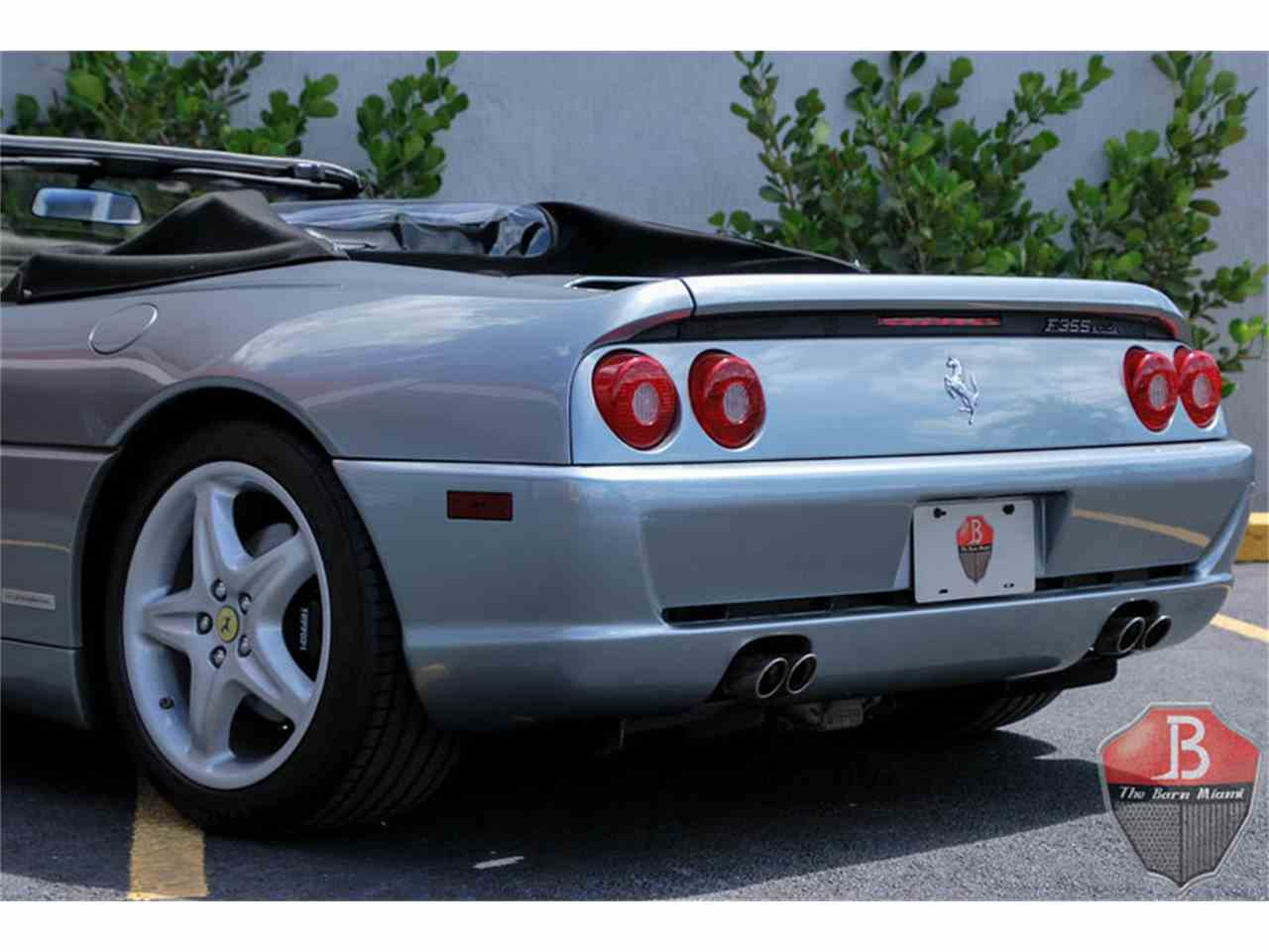 Large Picture of 1997 Ferrari 355 located in Florida - IZWQ