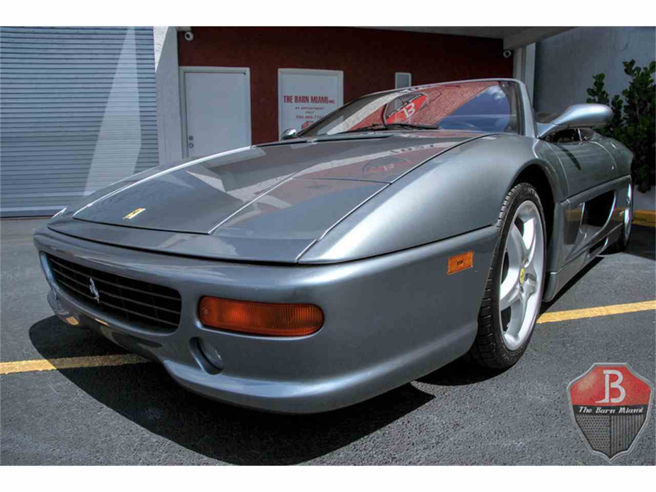 Large Picture of 1997 Ferrari 355 located in Florida Offered by The Barn Miami - IZWQ