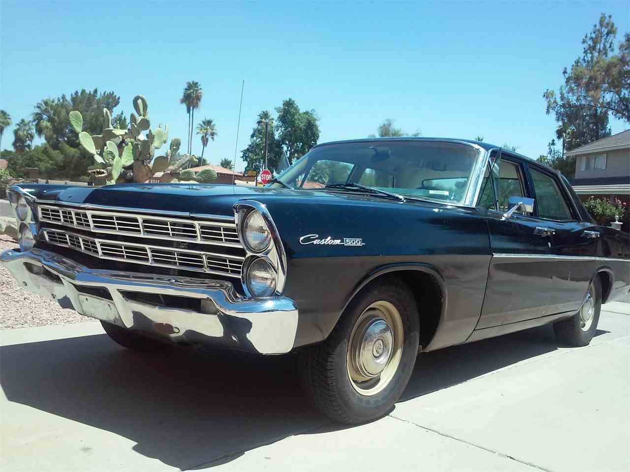 Large Picture of '67 Galaxie 500 - IZYO