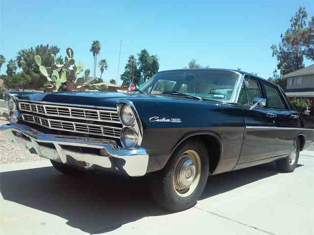 Picture of 1967 Ford Galaxie 500 located in Arizona Offered by a Private Seller - IZYO