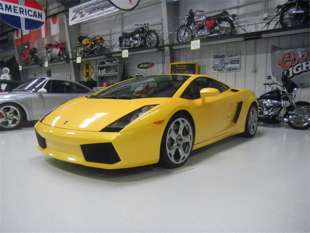 Large Picture of '05 Gallardo - IZZT