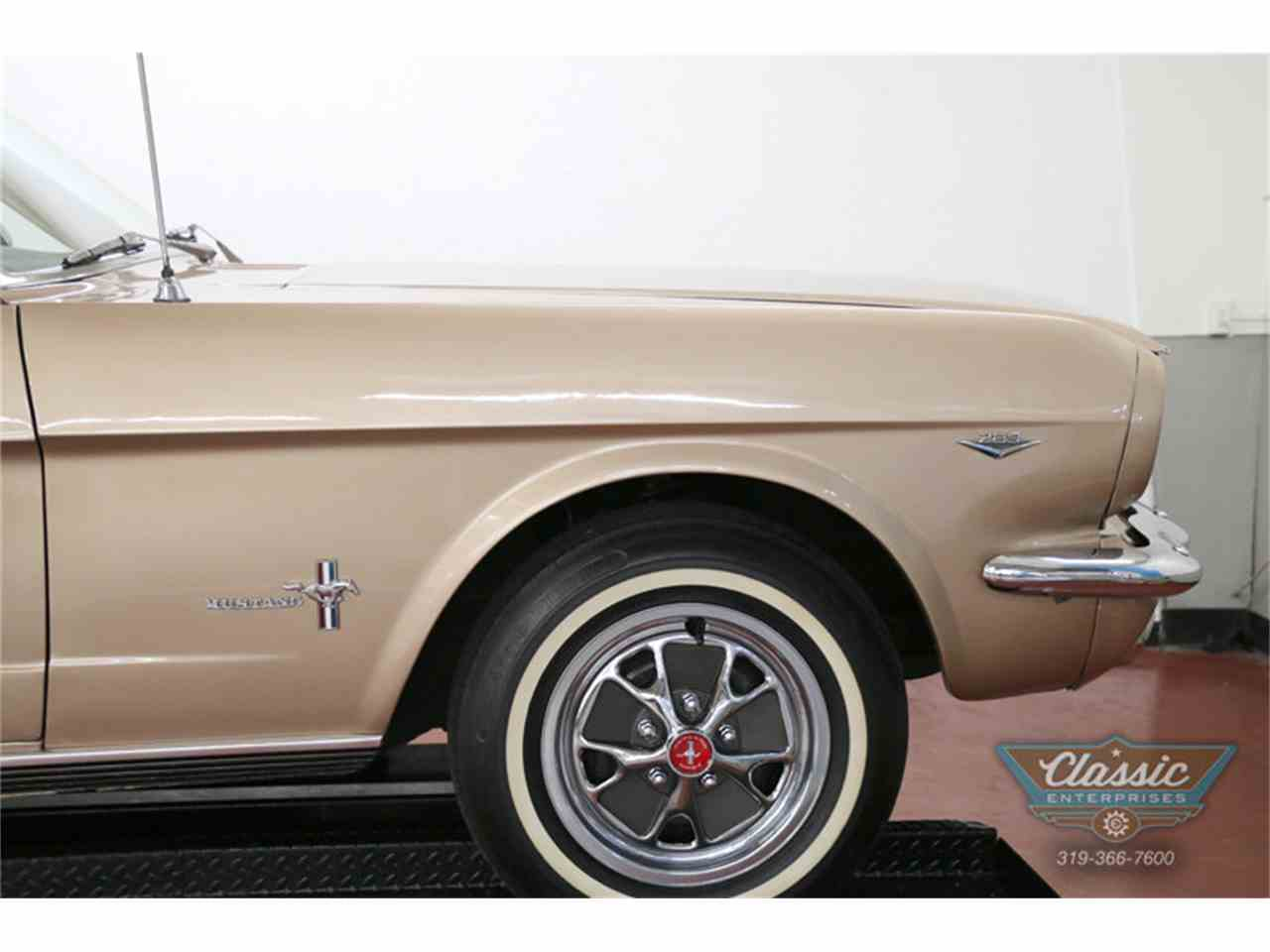 Large Picture of '66 Mustang - J004