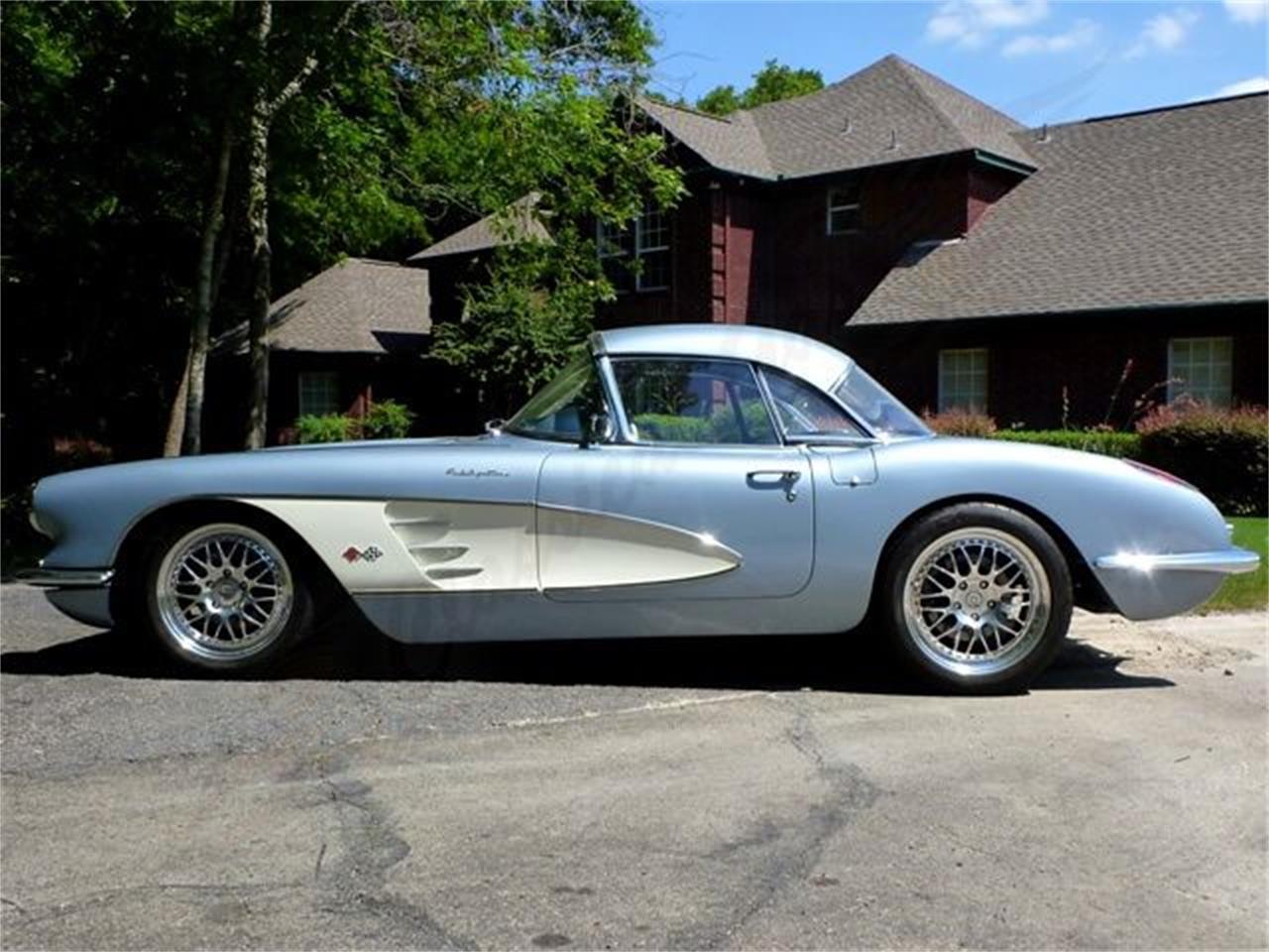 Large Picture of '59 Corvette - J02J