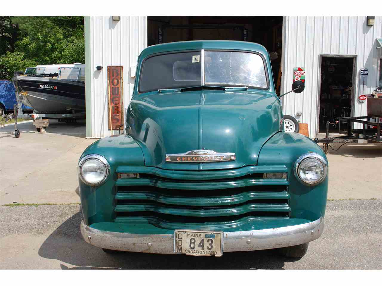 Large Picture of '48 Pickup - J033