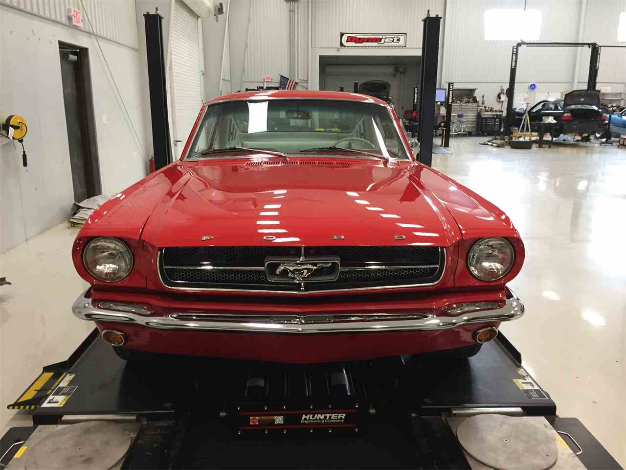 Large Picture of '65 Mustang - J037