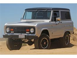 Picture of Classic 1969 Ford Bronco Offered by Precious Metals - J04E