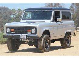 Picture of Classic 1969 Bronco Offered by Precious Metals - J04E