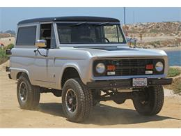 Picture of Classic '69 Bronco located in San Diego California - J04E