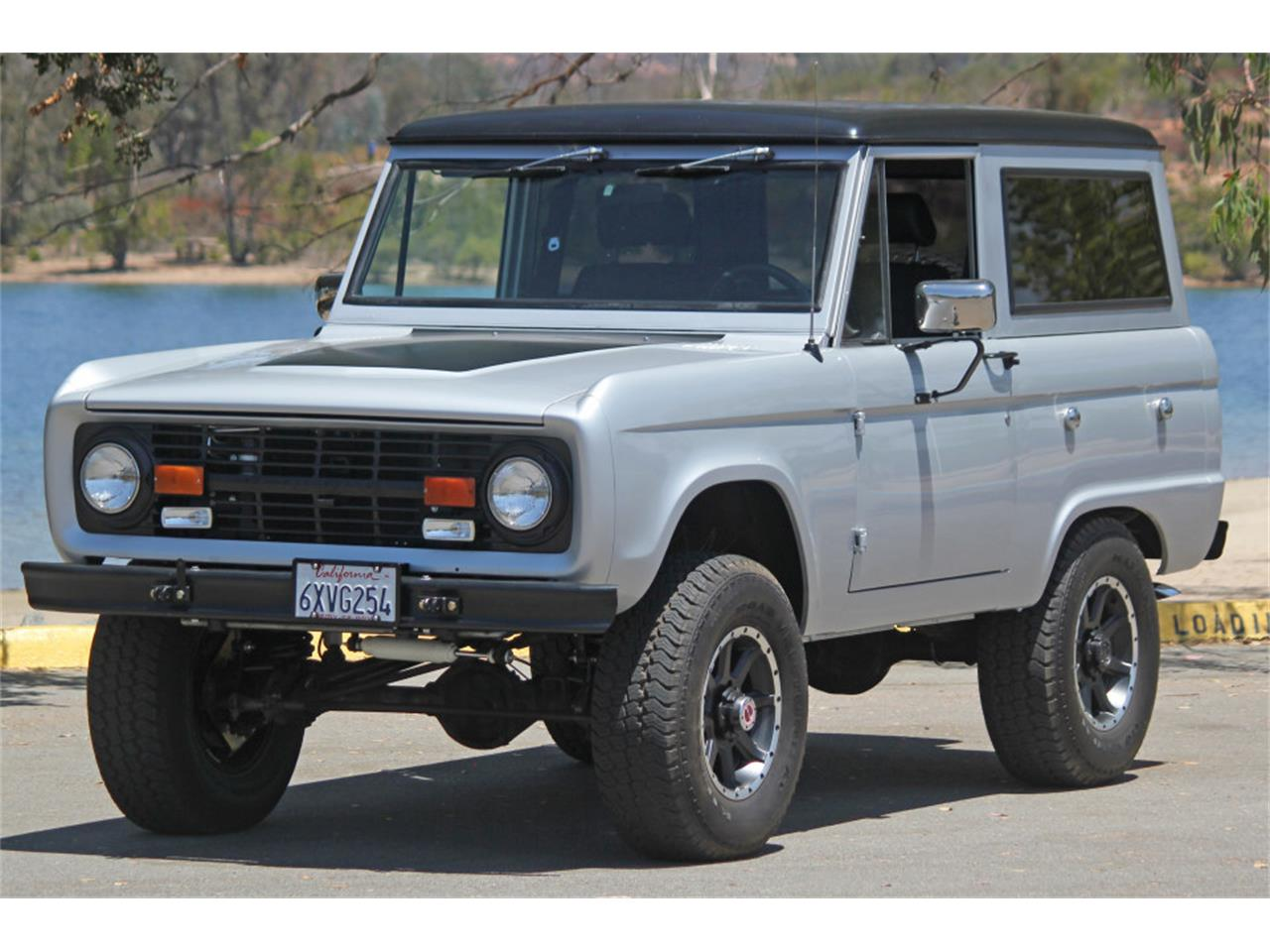 Large Picture of Classic 1969 Ford Bronco located in San Diego California Offered by Precious Metals - J04E
