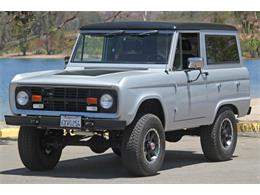 Picture of '69 Ford Bronco Offered by Precious Metals - J04E
