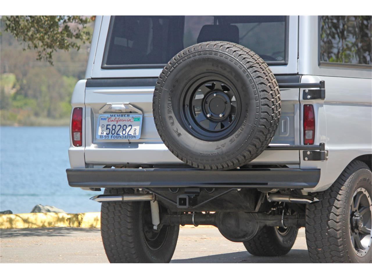 Large Picture of Classic 1969 Bronco Offered by Precious Metals - J04E
