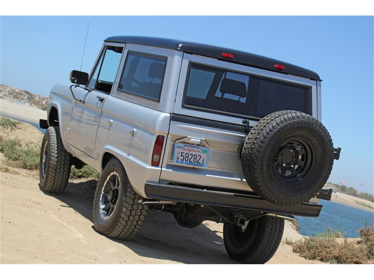 Large Picture of Classic '69 Ford Bronco located in California Offered by Precious Metals - J04E
