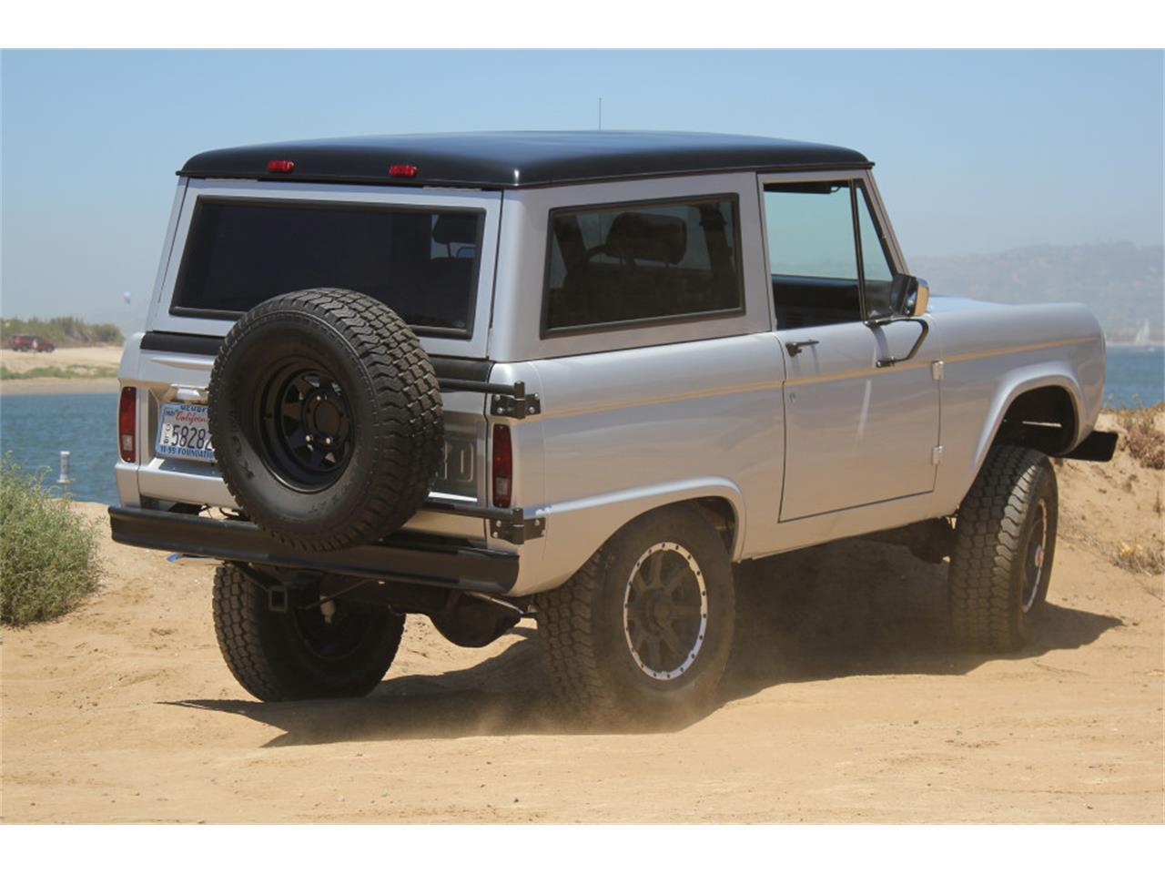 Large Picture of 1969 Bronco located in San Diego California - $45,900.00 Offered by Precious Metals - J04E