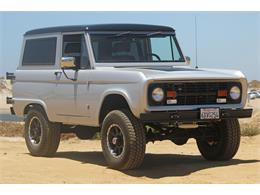 Picture of 1969 Bronco located in San Diego California - J04E