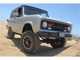 Picture of Classic '69 Bronco Offered by Precious Metals - J04E