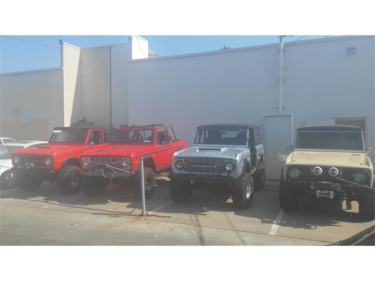 Large Picture of Classic '69 Ford Bronco - $45,900.00 Offered by Precious Metals - J04E
