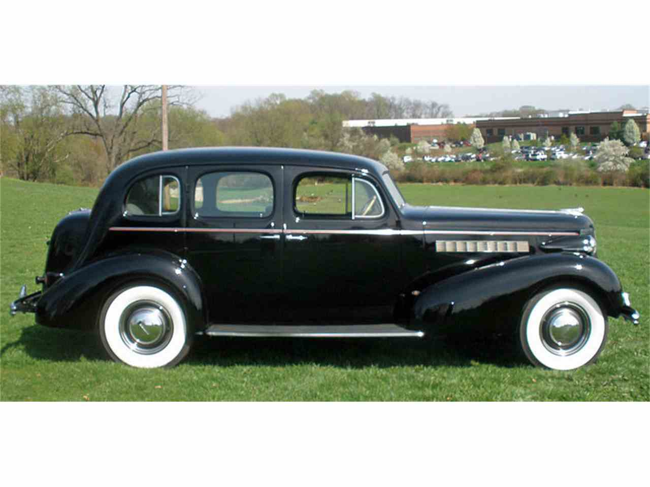 Large Picture of 1937 Roadmaster located in West Chester Pennsylvania - $27,500.00 Offered by Connors Motorcar Company - J04H