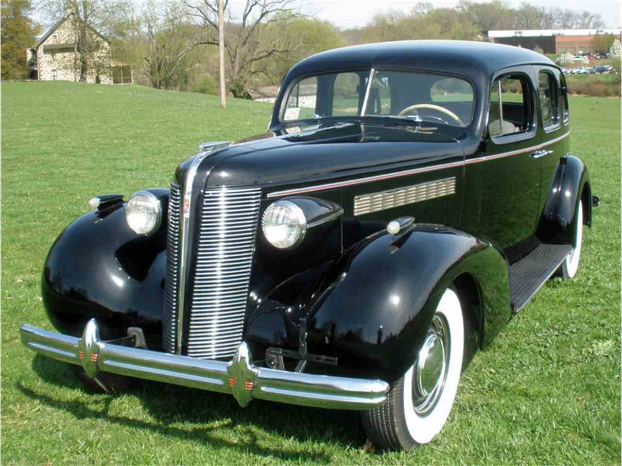 Large Picture of Classic '37 Roadmaster located in West Chester Pennsylvania - $27,500.00 - J04H