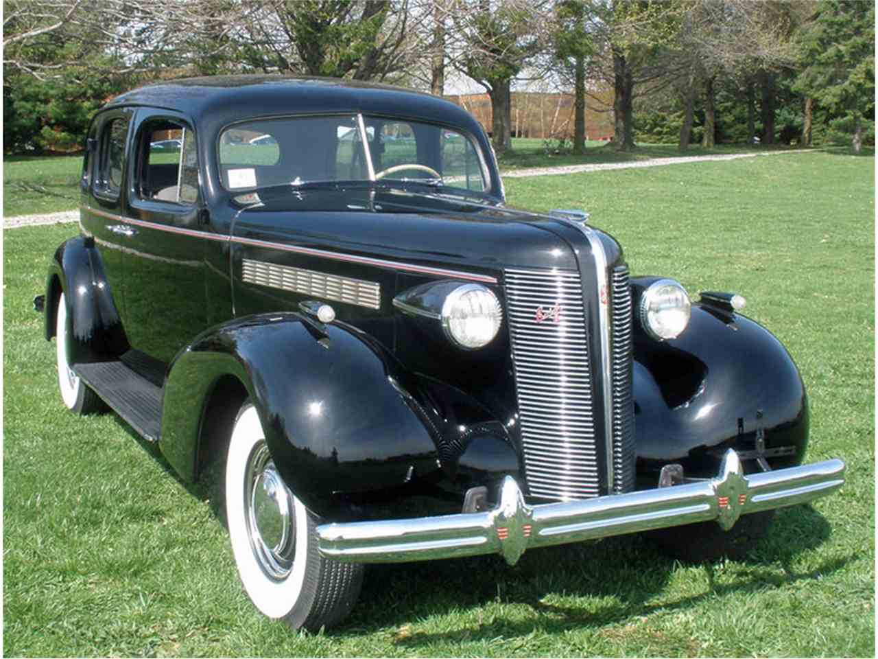 Large Picture of Classic 1937 Roadmaster - $27,500.00 - J04H