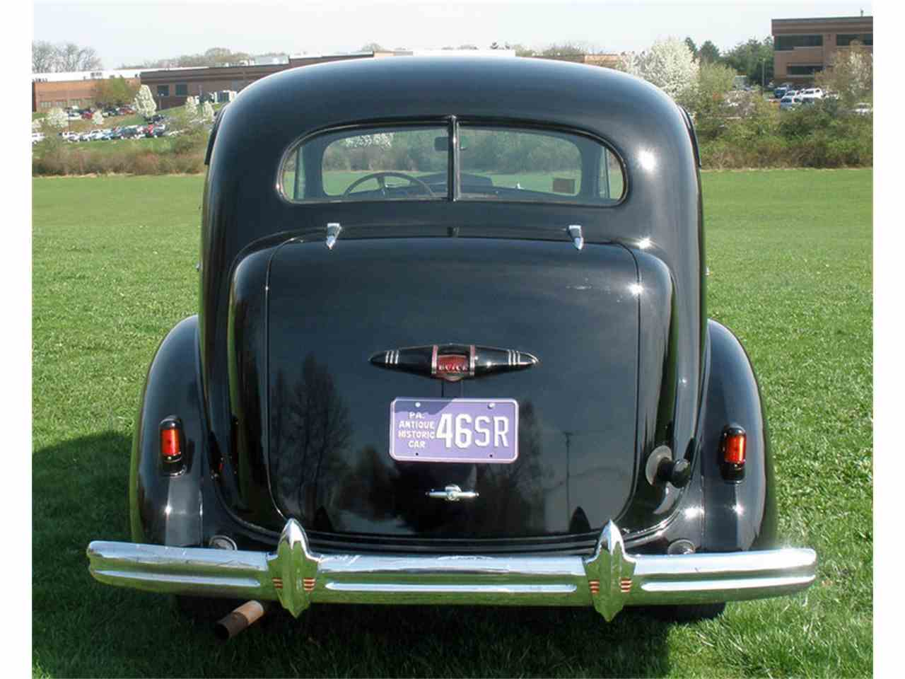 Large Picture of Classic 1937 Roadmaster located in Pennsylvania - $27,500.00 - J04H