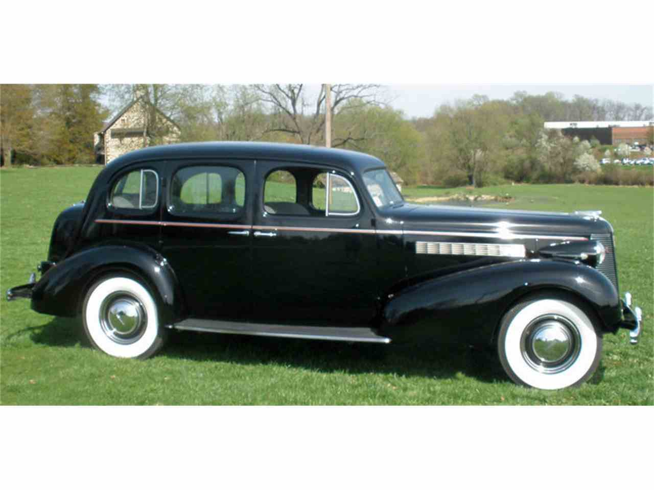 Large Picture of Classic 1937 Roadmaster - $27,500.00 Offered by Connors Motorcar Company - J04H