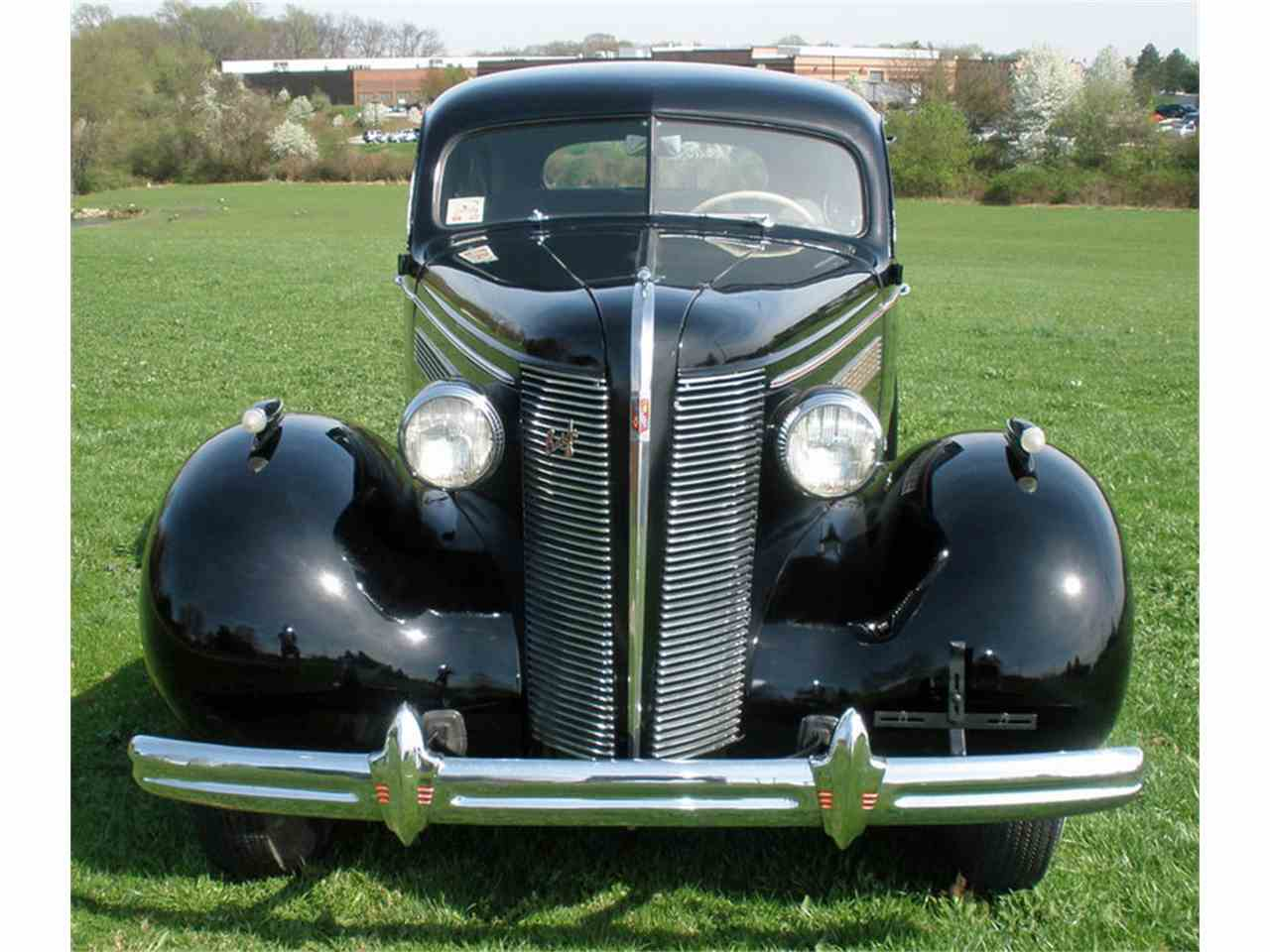Large Picture of Classic '37 Buick Roadmaster - $27,500.00 Offered by Connors Motorcar Company - J04H