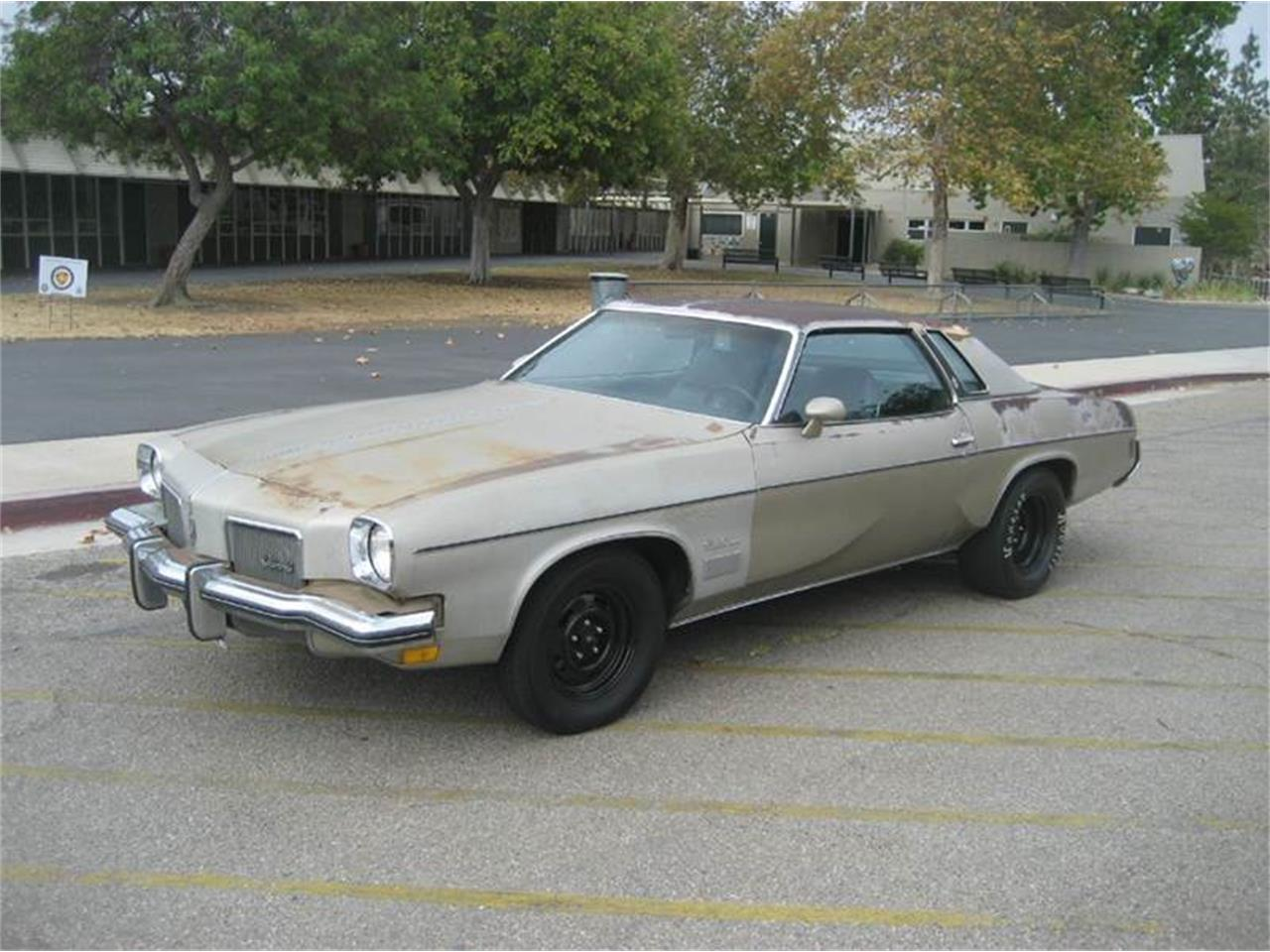 Large Picture of 1973 Oldsmobile Cutlass Supreme located in California - J04S