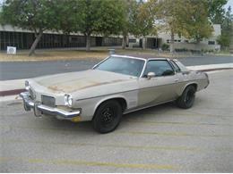 Picture of '73 Oldsmobile Cutlass Supreme Auction Vehicle - J04S